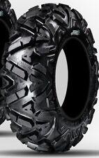 Set of (2) 27-9-12 & (2) 27-11-12 GBC Dirt Tamer ATV Bighorn 6 ply Tires