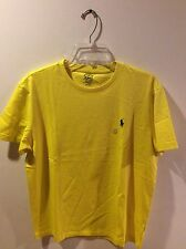 Mens Ralph Lauren Polo Short Sleeve Crew neck T-Shirt NEW NWT Med M