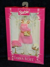 Barbie 1996 Fashion Avenue Boutique #15855 NRFB Pink jumper, white shirt, tights