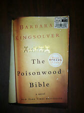 The Poisonwood Bible by Barbara Kingsolver (1999, Paperback) store#2440
