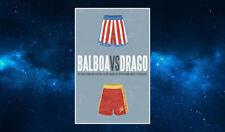 Rocky Vs Drago (Shorts) Fridge Magnet. NEW