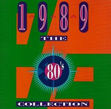THE 80'S COLLECTION - 1989 / 2 CD-SET (TIME-LIFE MUSIC TL 544/09)