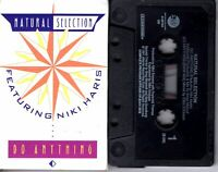 Natural Selection Do Anything 1991 Cassette Tape Single Pop Dance Rock