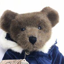 "Boyds Bears Alex Berriman #900202 Nib 15"""