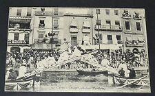 CPA 1910-1919 CETTE SETE PENDANT LES JOUTES CETTOISES SETOISES ST-LOUIS