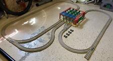 Thomas & Friends Knapford Station Trackmaster Train Set HIT TOY 2006 W/ TRACKS!!