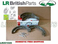 LAND ROVER PARKING BRAKE SHOES LR2 NEW FERODO LR001020