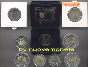 MONETE COINCARDS E ROLLS 2 EURO COM. MALTA DAL 2009 SCEGLI QUELLE CHE TI SERVONO