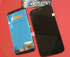 GLS: DISPLAY + TOUCH SCREEN per MOTOROLA MOTO G XT1039 VETRINO VETRO NERO LTE