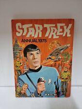 Star Trek Annual 1975 (F6)