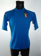 "Italy ""S"" Home Kappa Shirt Jersey Trikot Camiseta Maglia Italia"