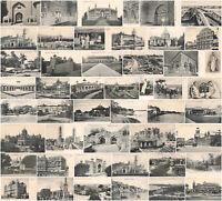 India Places Vintage Postcards Delhi Bombay Calcutta Lucknow etc. Pick Yours.