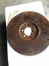 62 # Pontiac Gto Firebird  flywheel std.manual ,used 326 350 389 400 455