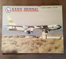 AAHS Journal American Aviation Historical Society Fall 2005, Vol 50-3
