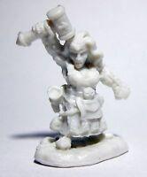 1 x MARGARA DWARF MAGE - BONES REAPER figurine miniature jdr rpg d&d 77413