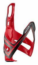 Ibera Carbon Fiber Bike Water Bottle Cage Cycling Outdoor Holder NEW IB-BC16-RD