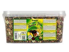 GUINEA-PIG FOOD Granulate Alfalfa HIGH PROTEIN GUINEA FOOD VIT.C (3L/1kg Bucket)