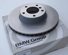 Front Brake Ventilated Disc Rotor Set of 2 Genuine BMW F10 5 Series 34116794429