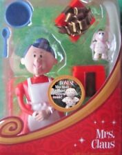 MRS CLAUS Figure 2010 rudolph misfit toys NEW