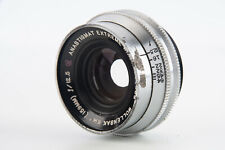Wollensak Anastigmat Extreme W A 6 1/4'' 159mm f/12.5 Wide Angle Barrel Lens V08
