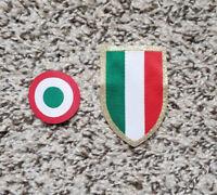 Italian Coppa Italia Winners Patch (Seria A, Coppa Italia, Juventus, Ronaldo)