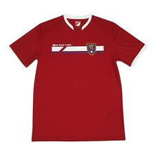Real Salt Lake Mls Men's Red Mass Soccer Jersey