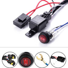 Isolated Loom Spot Lights Driving//Fog Lamps Wiring Kit for BMW Z3