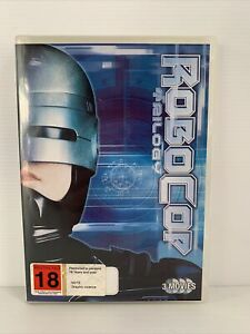 ROBOCOP 1 2 3 TRILOGY 3x Dvd PETER WELLER R18+ R4 Free Tracked Post