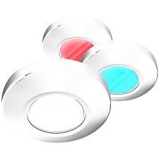 i2Systems Profile P1120 Tri-Light Surface Light - Red, White, Blue Light, White