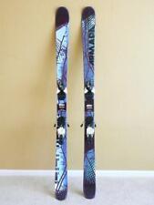 157cm ARMADA El Rey Twin Tip Freestyle Skis w/ Salomon Z10 Bindings