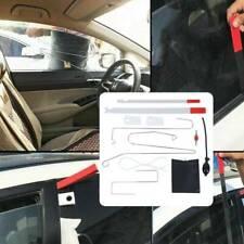 10PCS Car Door Open Unlock Kit Set Key Lock Out Emergency Opening Air Pump Wedge