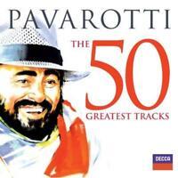 Luciano Pavarotti - The 50 Greatest Tracks (NEW 2CD)