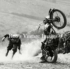 Harley Davidson Indian Norton Motorcycle Racing photo Hill climb 2