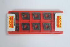 10st. Wendeschneidplatten CNMG 120408-PM 4325  Wendeplatten SANDVIK