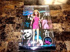Debbie Harry Rare Blondie Limited Edition Barbie Doll Ladies of the 80's Deborah