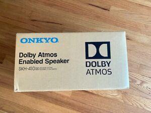 Onkyo SKH410 Dolby Atmos Enabled Speaker System Brand New Sealed SKH-410