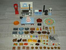 Playmobil 1900-Puppenhaus-Küche/Bäckerei mit Zubehör (2)