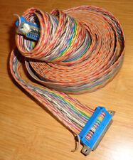 ancien cable ordinateur  vintage