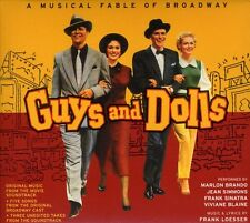 Various Artists - Guys & Dolls (Original Soundtrack) [New CD] Germany - Import