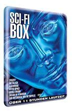 Science-Fiction DVD-Box (Metallbox-Edition/7 Filme) gebr.-gut