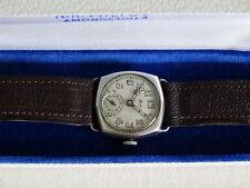 Alte 925 Silber Damen Herren Armbanduhr MIDO Handaufzug Uhr Silberuhr Sammler