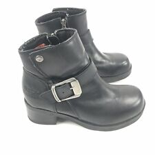 Harley Davidson Khari Ankle Boots - Women's Size 7M