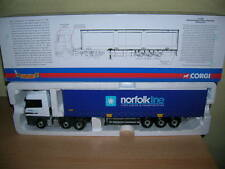 Corgi mercedes benz actros curtainside-norfolkline Limited Edition 1:50
