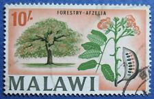 1966 MALAWI 10S SCOTT# 50 S.G.# 261 USED                                 CS08978