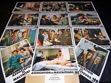ASSOCIATION DE MALFAITEURS ZIDI cluzet jeu photos cinema prestige grand format