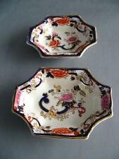 2 x Vintage Mason's Mandalay Octagonal Dishes - Beautiful Condition
