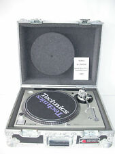 Technics SL-1200M3D Quartz Direct Drive Turntable System w/ Road Case #6003