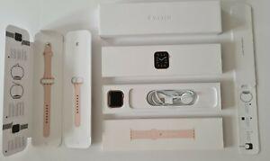 Apple Watch Series 6 - 40mm - GPS - Gold - Apple Warranty 2022 - (VATINC)