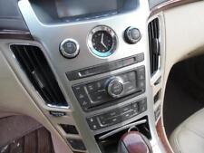 2010 2011 2012 2013 Cadillac CTS Radio Bezel Trim Control Panel