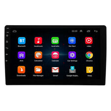 10 Inch Android 8 2DIN Car Stereo Quad Core Touch Radio WIFI GPS Nav Video MP5